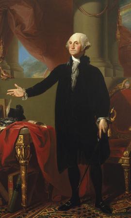 George Washington (Lansdowne Portrait), 1796