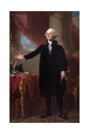 George Washington (The Lansdowne Portrait)
