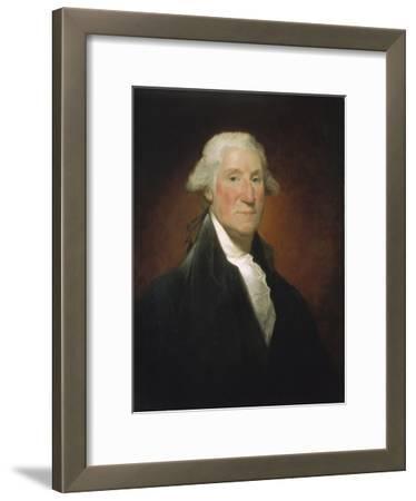 George Washington (Vaughan portrait), 1795