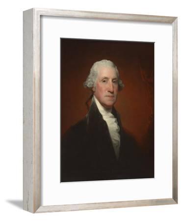 George Washington (Vaughan-Sinclair portrait), 1795