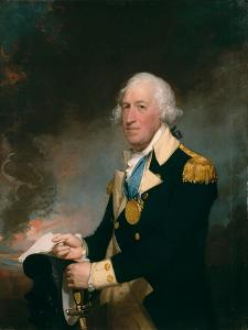 Horatio Gates, c.1793-94 by Gilbert Stuart
