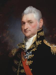 Major-General Henry Dearborn, 1812 by Gilbert Stuart