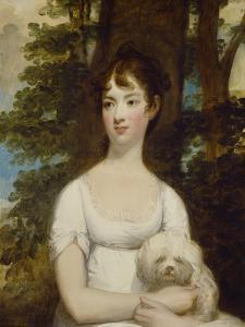 Mary Barry, 1803-5 by Gilbert Stuart