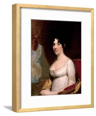 Mrs. Dolley Madison, 1804