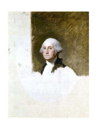 Portrait of George Washington (The Athenaeum Portrait)