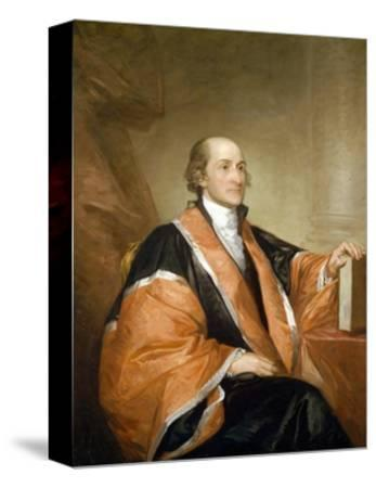 Portrait of John Jay