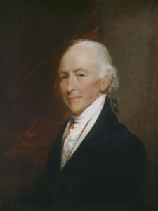 Samuel Alleyne Otis, 1811-3 by Gilbert Stuart