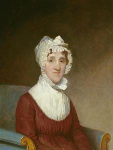 Sarah Homes Tappan (Mrs. Benjamin Tappan), 1814 by Gilbert Stuart