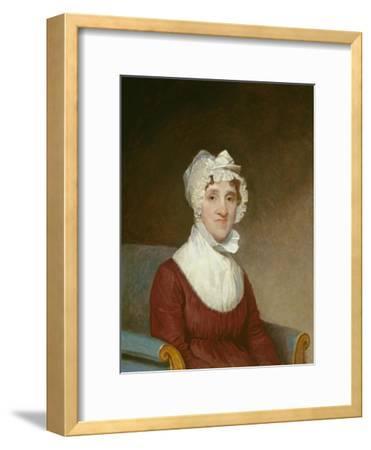 Sarah Homes Tappan (Mrs. Benjamin Tappan), 1814