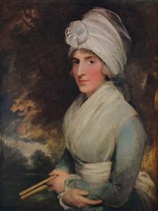'Sarah Siddons', 1787 by Gilbert Stuart