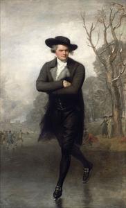 Skater by Gilbert Stuart
