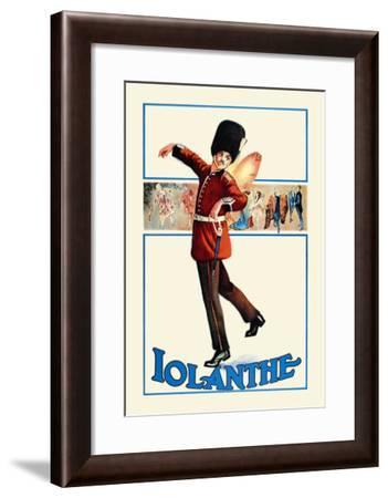 Gilbert & Sullivan: Iolanthe--Framed Art Print