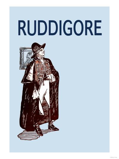 Gilbert & Sullivan: Ruddigore--Art Print