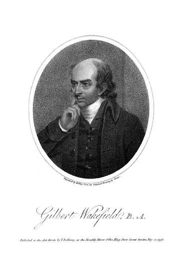 Gilbert Wakefield-Green Green-Giclee Print