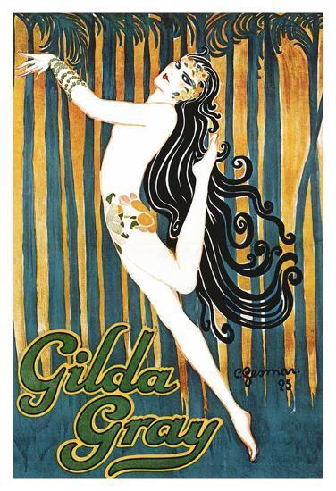 Gilda Gray-Archive-Art Print