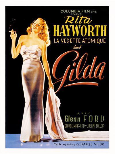 Gilda--Art Print