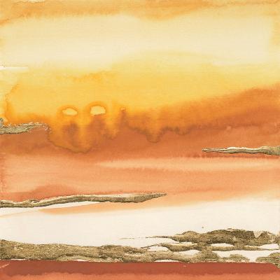 Gilded Amber I-Chris Paschke-Art Print