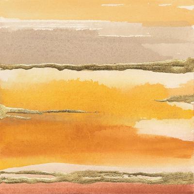 Gilded Amber II-Chris Paschke-Art Print