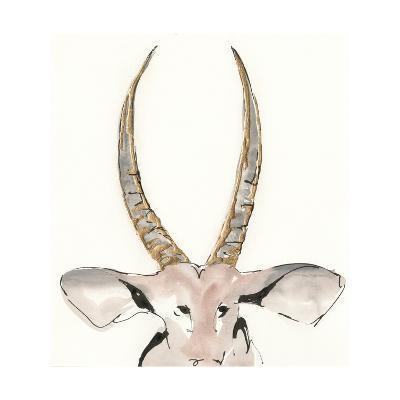 Gilded Antelope-Chris Paschke-Art Print