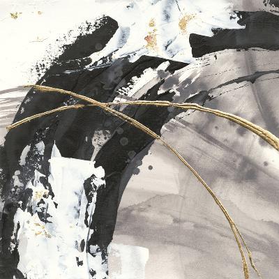 Gilded Arcs II-Chris Paschke-Art Print