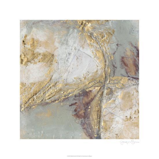 Gilded Circuit I-Jennifer Goldberger-Limited Edition