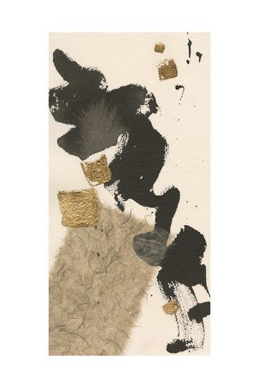 Gilded Collage I-Chris Paschke-Art Print
