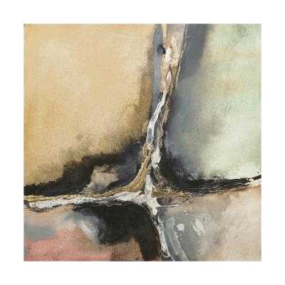 Gilded Crevice 2-Chris Paschke-Premium Giclee Print