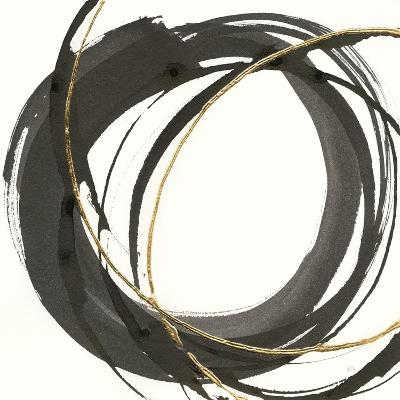 Gilded Enso I-Chris Paschke-Art Print