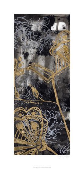 Gilded Fleur I-Jennifer Goldberger-Limited Edition
