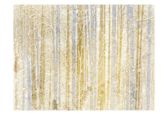 Gilded Forest-Kimberly Allen-Art Print