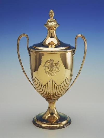 Gilded George III Style Silver Cup with Cover-Paul Vredeman de Vries-Giclee Print