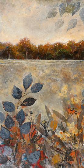 Gilded Horizon I-Georges Generali-Art Print