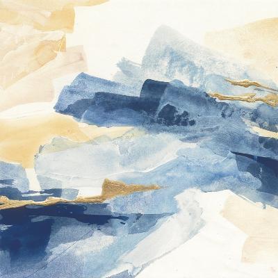 Gilded Indigo I-Chris Paschke-Art Print