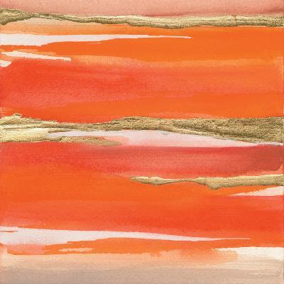 Gilded Mandarin I-Chris Paschke-Art Print
