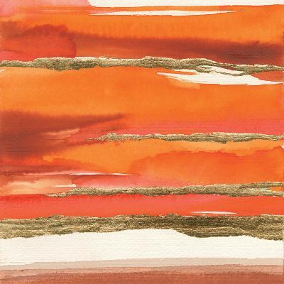 Gilded Mandarin II-Chris Paschke-Art Print