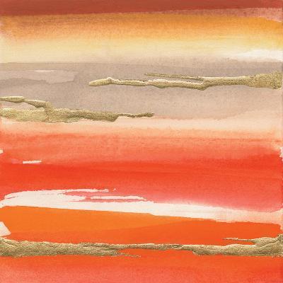 Gilded Mandarin III-Chris Paschke-Art Print
