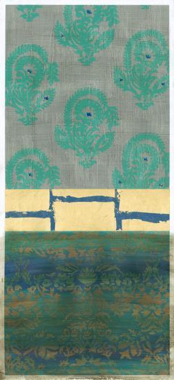 Gilded Paradise I-Chariklia Zarris-Art Print