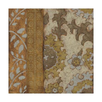 Gilded Sari III-Chariklia Zarris-Premium Giclee Print