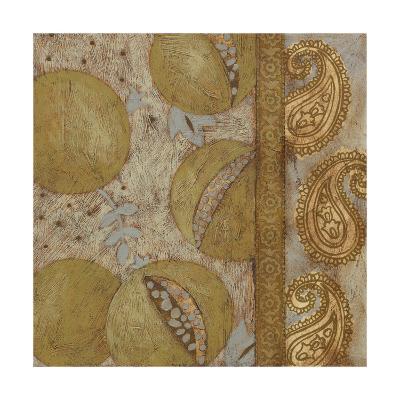 Gilded Sari IV-Chariklia Zarris-Premium Giclee Print