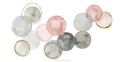 Gilded Spheres II-Grace Popp-Art Print