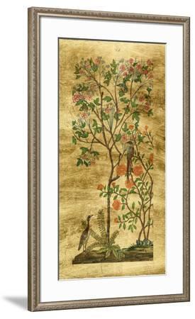 Gilded Traditional Chinoiserie I-Melissa Wang-Framed Art Print