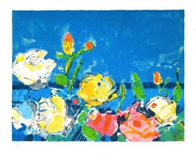 Bouquet de roses II