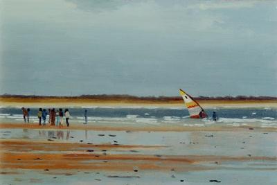 Windsurfing; Brittany, 1997