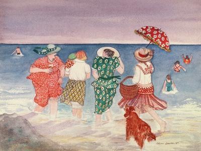 Dancing on the Water III