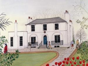 Keats' House, Hampstead by Gillian Lawson