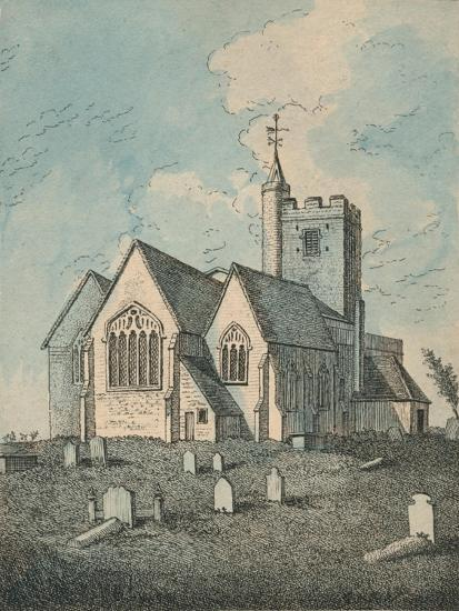 'Gillingham, Kent', c19th century-Unknown-Giclee Print