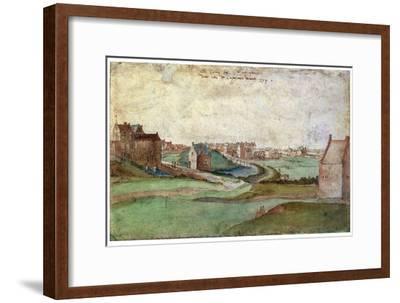 Landscape Near Antwerp, 1566