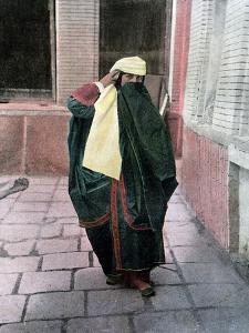Persian Woman in Traditional Costume, C1890 by Gillot