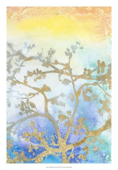 Gilt Branches II-Jennifer Goldberger-Giclee Print