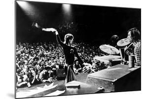 Gimme Shelter, Mick Jagger, Charlie Watts, 1970